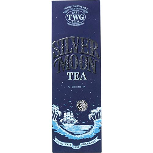 TWG Singapore - The Finest Teas of the World - SILVER MOON - 100gr Dose von TWG