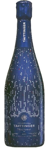 Taittinger Champagne Nocturne Sec City Lights Jg. von Taittinger
