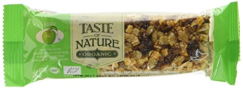 Taste of Nature Müsliriegel Niagara Apple Country (1 x 40 g) - Bio von Taste of Nature