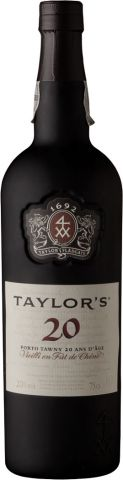 Taylor's 20 Years Old Tawny Port von Taylor's Port