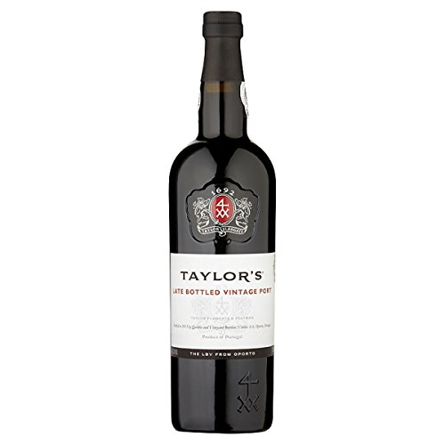 Taylors Late Bottled Vintage Port 750ml (Packung mit 6 x 75cl) von Taylor's