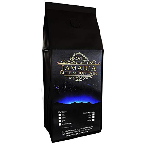 Jamaica Blue Mountain 100 g ganze Bohne von The Coffee and Tea Company