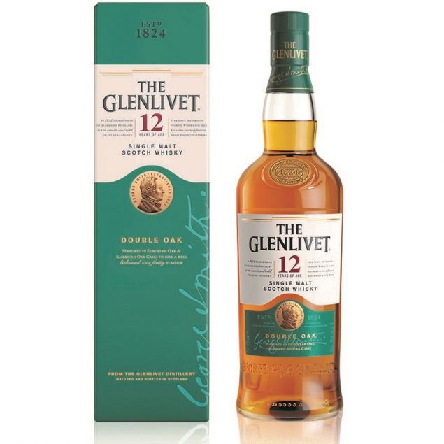 The Glenlivet 12 Jahre 0,7 L 40%  vol. von The Glenlivet