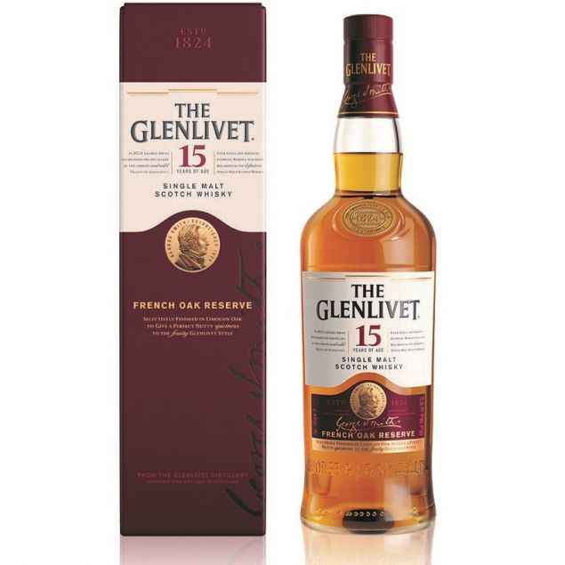 The Glenlivet 15 Years Old 0,7 Ltr. 40% vol. von The Glenlivet