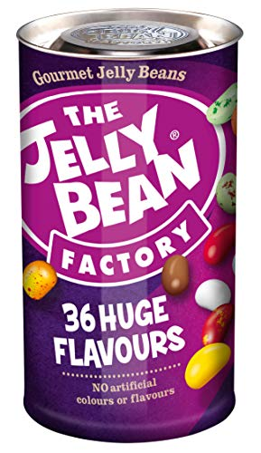 The Jelly Bean Factory Cannister 400 g, 6er Pack (6x 400 g) von The Jelly Bean Factory