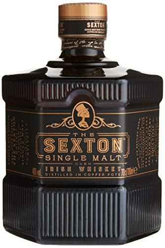 The Sexton Single Malt Irish Whiskey Whisky (1 x 0.7 l) von Bushmills