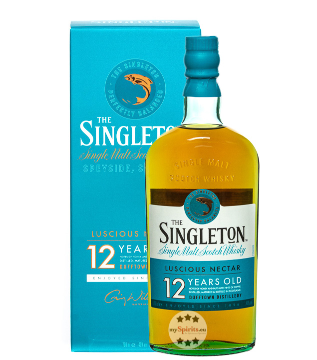 The Singleton of Dufftown 12 Jahre Whisky (40 % vol., 0,7 Liter) von The Singleton of Dufftown