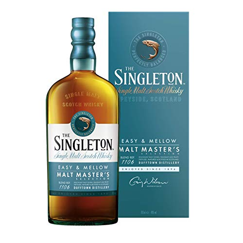 Singleton of Dufftown Malt Master's Selection Whisky, 0.7 l von The Singleton