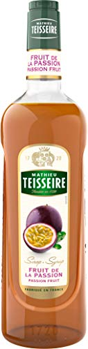 Teisseire Sirup Passionsfrucht - Special Barman - 1L von The Sirop Shop