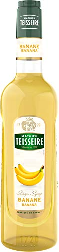 Teisseire Sirup Banane - Special Barman - 0,7L von The Sirop Shop