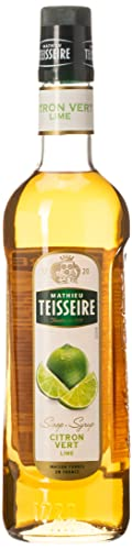 Teisseire Sirup Limette - Special Barman - 700ml von The Sirop Shop