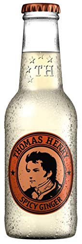 Thomas Henry Spicy Ginger (12 x 0.2 l) inc. 1,80€ MEHRWEG Pfand von Thomas Henry