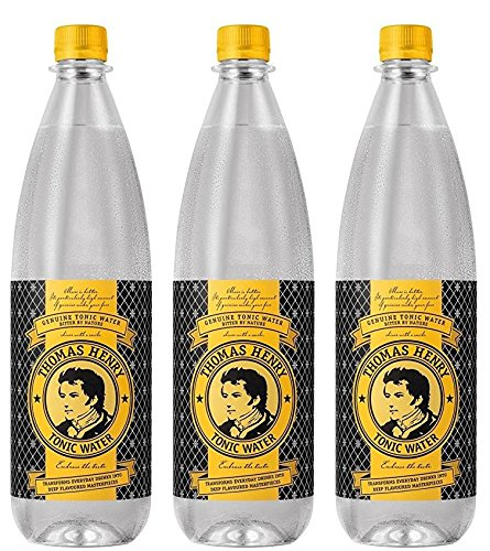 Thomas Henry Tonic Water (3 x 1.0 l) von Thomas Henry