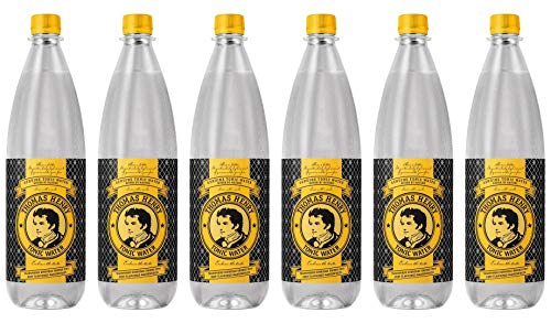 Thomas Henry Tonic Water (6 x 1.0 l) von Thomas Henry