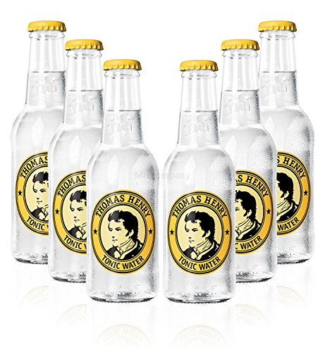 Thomas Henry Tonic Water Set - 6x 200ml von Thomas Henry