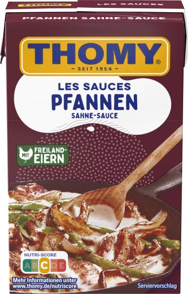Thomy Les Sauces Pfannen Sahne-Sauce von Thomy