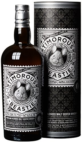 Timorous Beastie Douglas Laing Small Batch Release mit Geschenkverpackung  Whisky (1 x 0.7 l) von Douglas Laing & Co.
