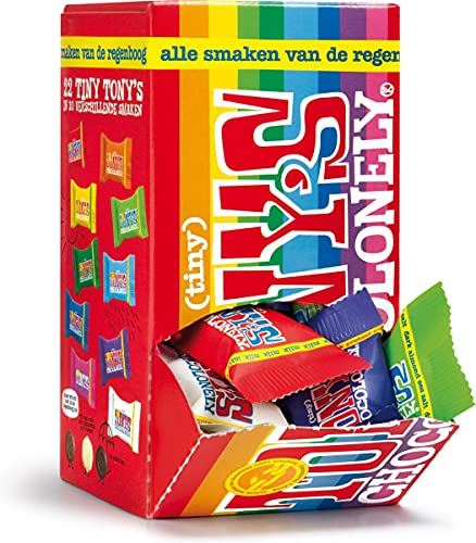 Tiny Tony's mix 10 vers. Sorten Tony's Chocolonely 200gt von Tony's Chocolonely