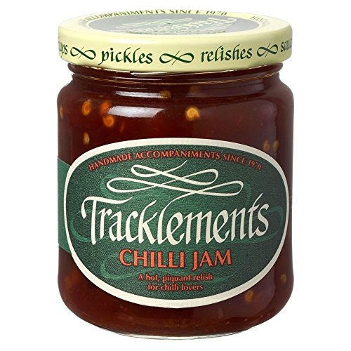 Tracklements Chili Marmelade (250 g) von Tracklements