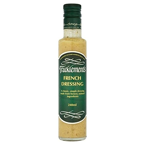 Tracklements French Dressing 240 Ml (Packung von 2) von Tracklements