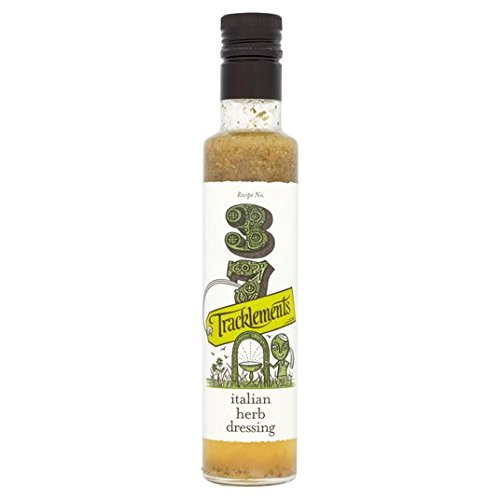 Tracklements Italian Herb Dressing, 240 ml von Tracklements