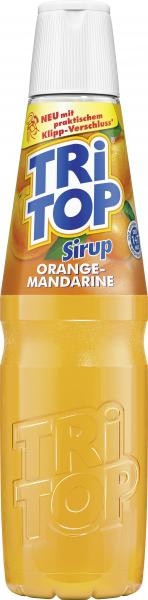 Tri Top Sirup Orange-Mandarine von Tri Top