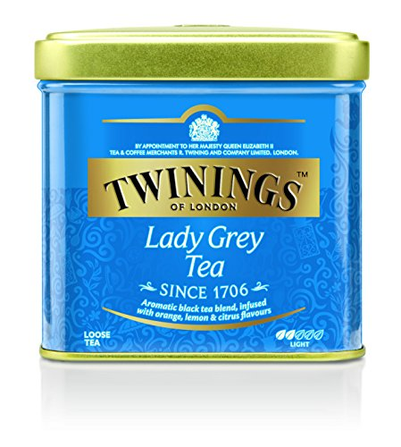 Twinings Lady Grey Dose 100g, 1er Pack (1 x 100 g) von Twinings of London