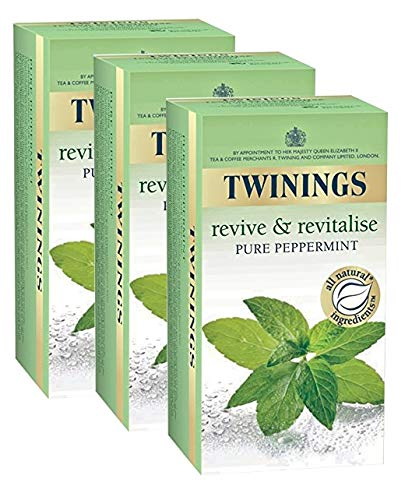 Twinings Pure Peppermint 3x50g von Twinings of London