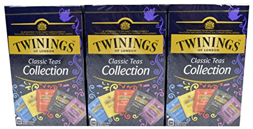 Twinings of London Classic Teas Collection von Twinings of London