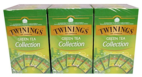 Twinings of London Green Tea Collection von Twinings of London