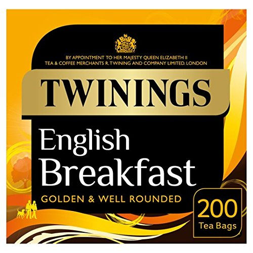 Twinings English Breakfast 200 pro Packung von Twinings