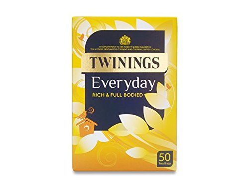 Twinings Everyday 50 Teebeutel 100g von Twinings