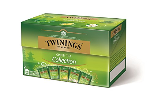 Twinings Green Tea Collection, 8 Packungen von Twinings
