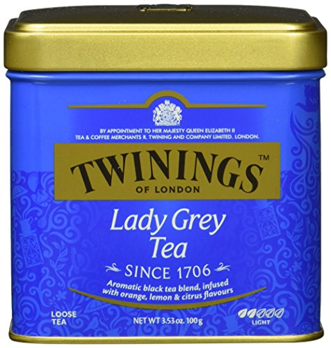 Twinings Lady Grey Dose 100g, 6er Pack (6 x 100 g) von Twinings of London