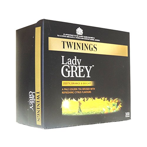 Twinings Lady Grey Tea Bags 100S 250G von Twinings