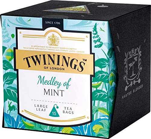 Twinings Platinum Medley of Mint 15 Teebeutel von Twinings