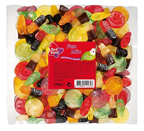 Red Band Fun Mix 500g von Red Band