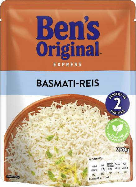 Uncle Ben's Express Basmati-Reis von Uncle Ben's
