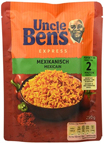 Uncle Ben's Express-Reis Mexikanisch (6x250g) von Uncle Ben's