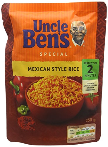Uncle Ben's Express Reis Mexikanisch 250g von UNCLE BEN'S