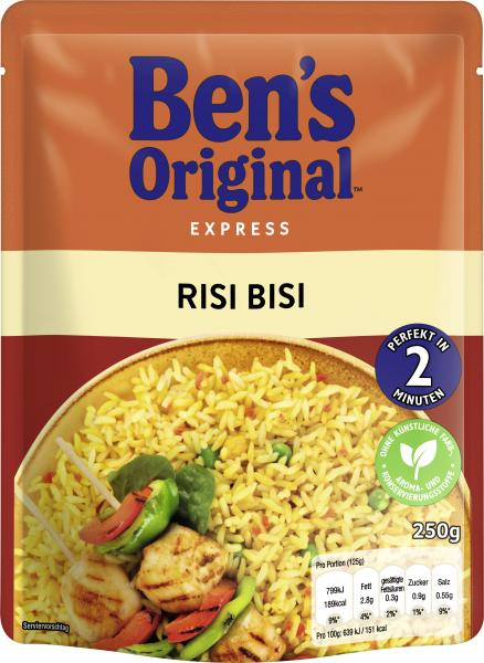 Uncle Ben's Express Risi Bisi von Uncle Ben's
