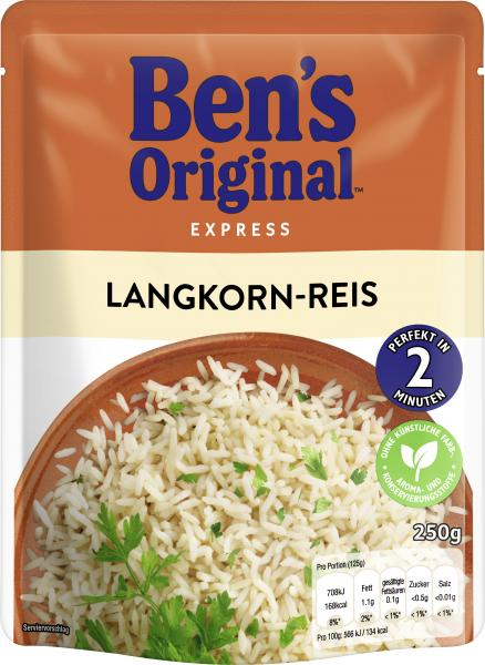 Uncle Ben's Express Spitzen-Langkorn-Reis von Uncle Ben's