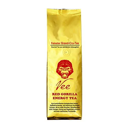 VEE'S RED GORILLA ENERGY TEA 250g von VEE