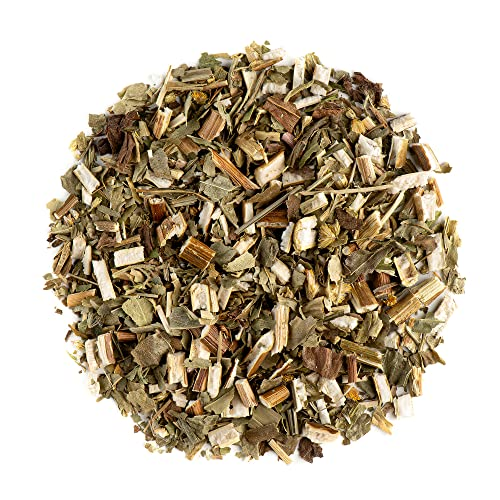 Goldenrute Tee Kraut Rein - Goldrutentee - Goldrutenkraut - Solidago Tee 100g von Valley of Tea