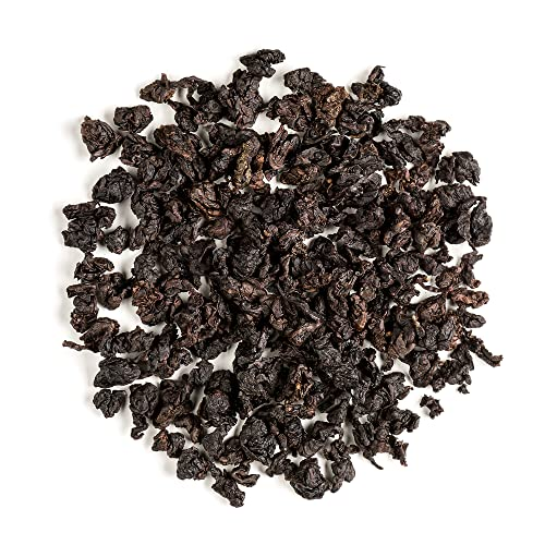 Tie Guan Yin Oolong Tee - Geröstet Blauer Tee Ti Kuan Yin China - Chinese Wu Long Tee Tieguanyin - 50g von Valley of Tea