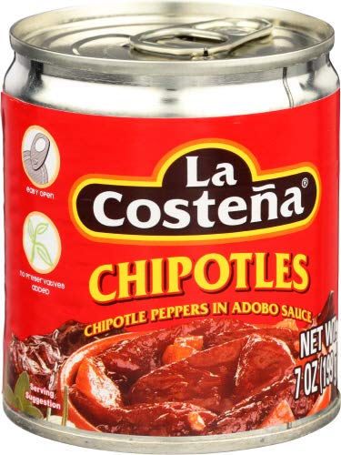 La Costena - Chipotle Peppers, 199 ml von Vilore Foods Company