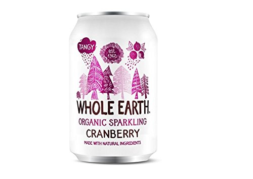 Whole Earth | Mountain Cranberry - Organic | 6 x 330ml von Whole Earth
