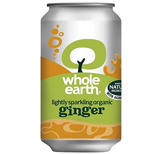 Whole Earth | Sparkling Ginger - og | 2 x 24 x 330ml von Whole Earth