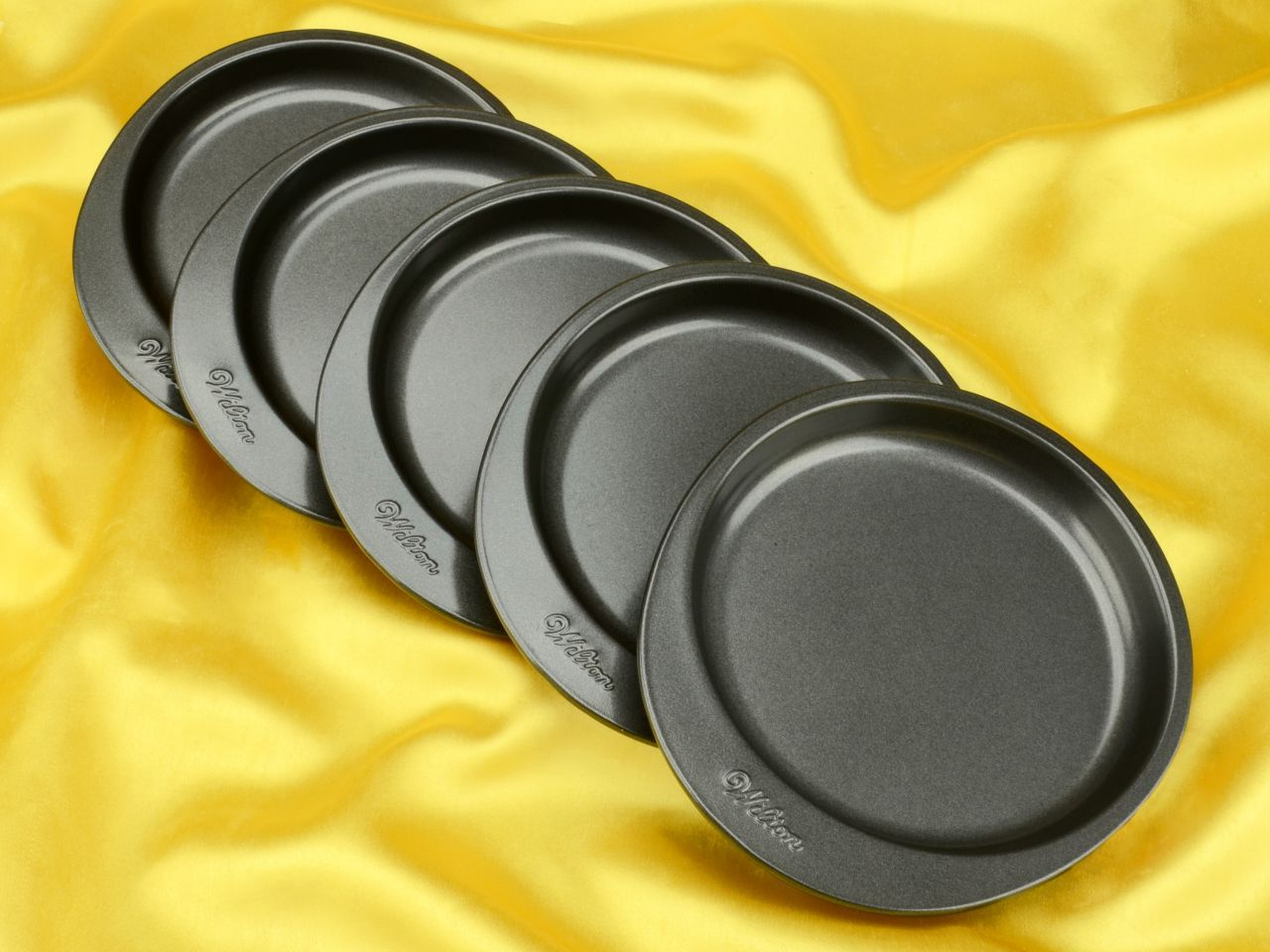 Wilton Cake Pan Easy Layers 15cm 5er Set von Wilton