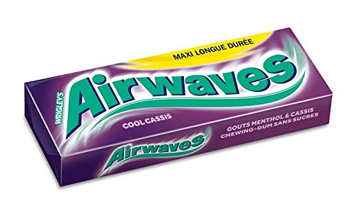 """Wrigley Airwaves Cool Cassis, 30er Pack, (30 x 10 Dragees)"" von Wrigley"